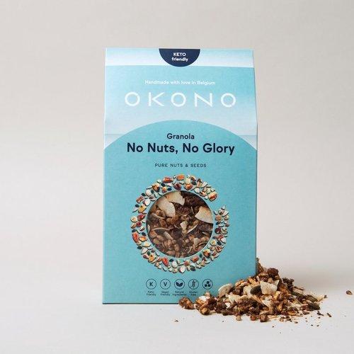 OKONO - Keto Granola No Nuts No Glory (300 gr)