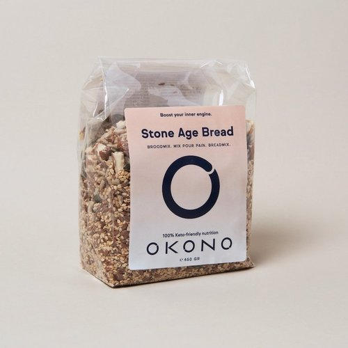 OKONO - Stone Age Breadmix (450 gr)