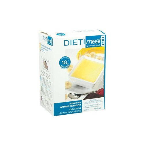 Dietimeal - pudding / shake (7 porties)