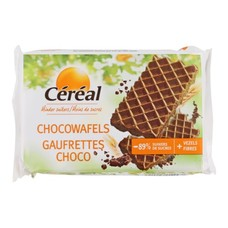 Céréal - Chocowafels (9 stuks)