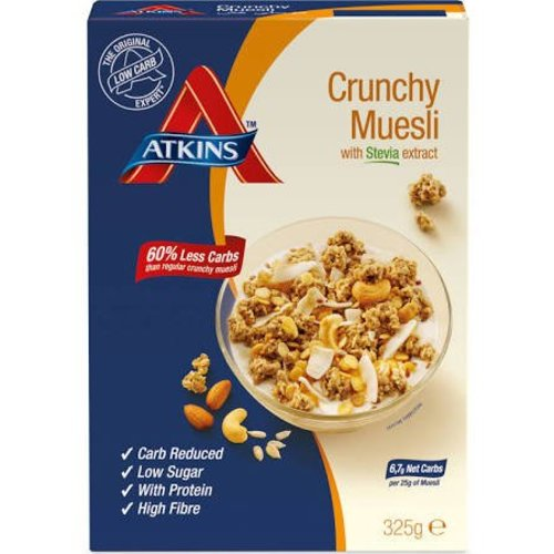 Atkins - Day Break Crunchy Muesli (325 gr)