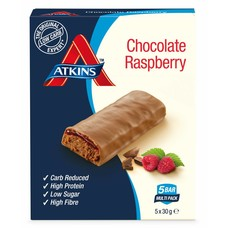 Atkins - Chocolate Raspberry reep (5 stuks)