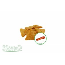 SlanQ - Nacho's Bacon Chips (30 gr)