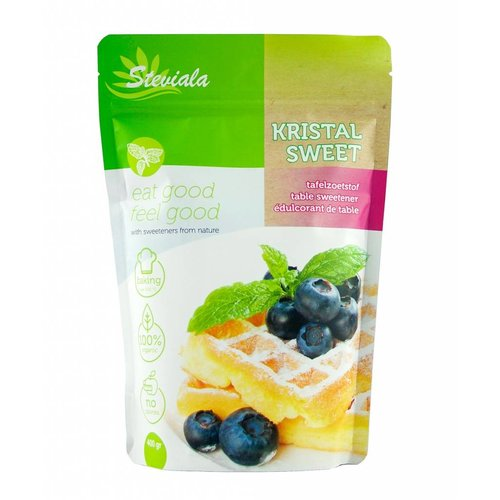 Steviala - Kristal Sweet (400 gr)