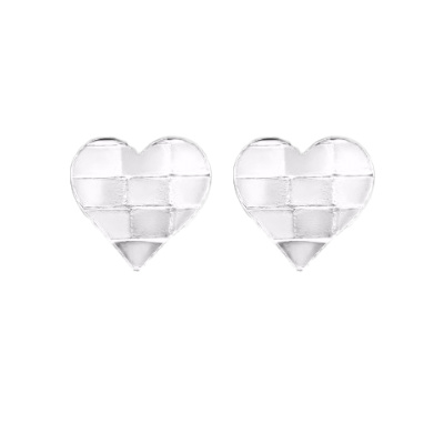 ADORABLY HEART STUD