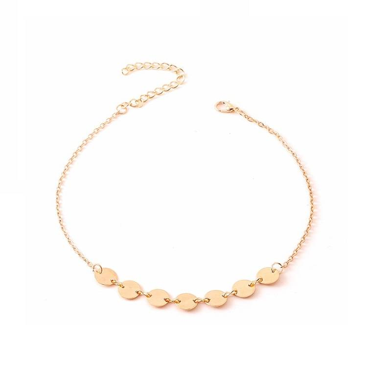 GOLDEN GLAM CHOKER