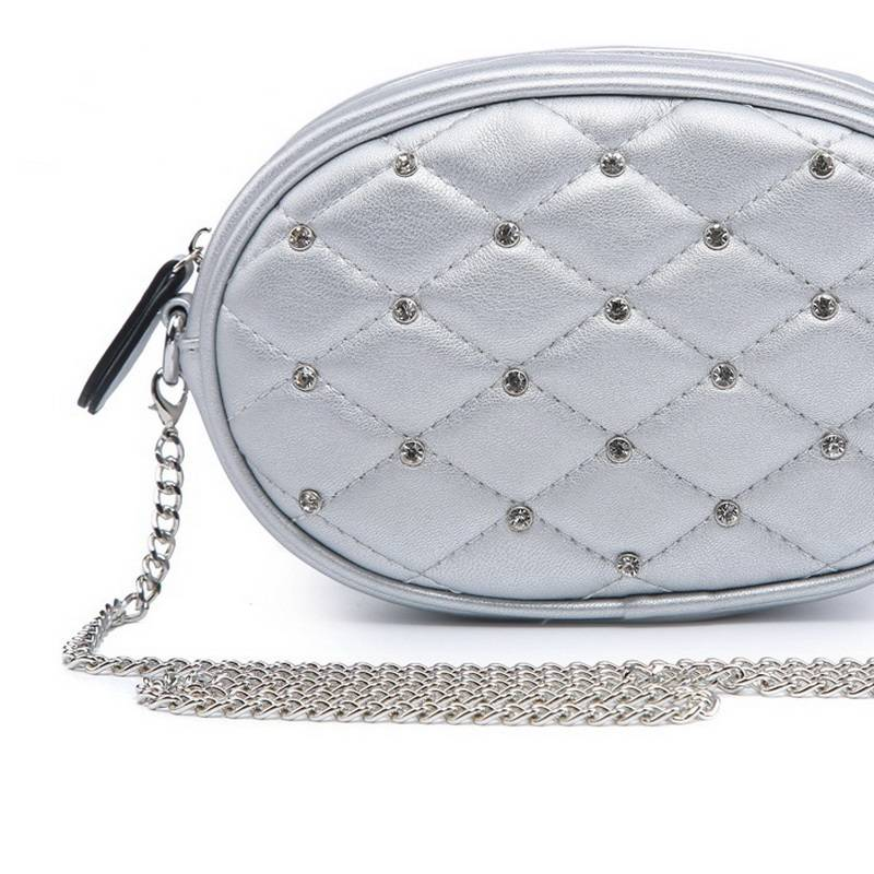 FANNY PACK - SILVER