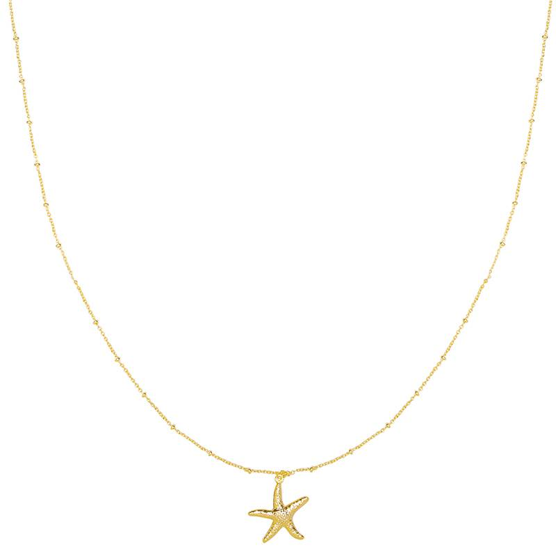 SEASTAR NECKLACE - GOLD