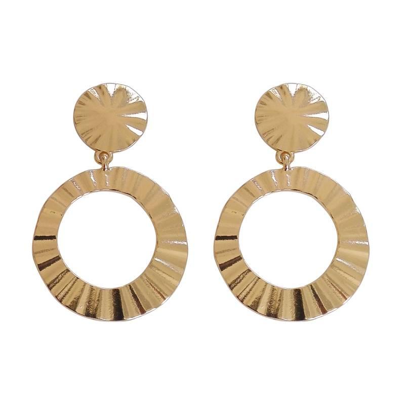 STYLISH EARRINGS - GOLD