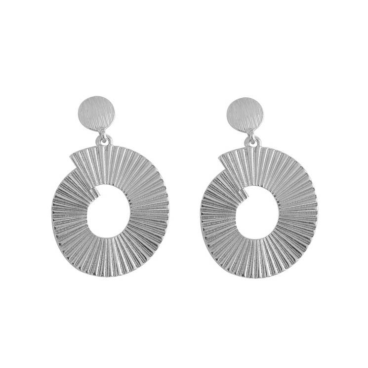 PARADISE EARRINGS - SILVER