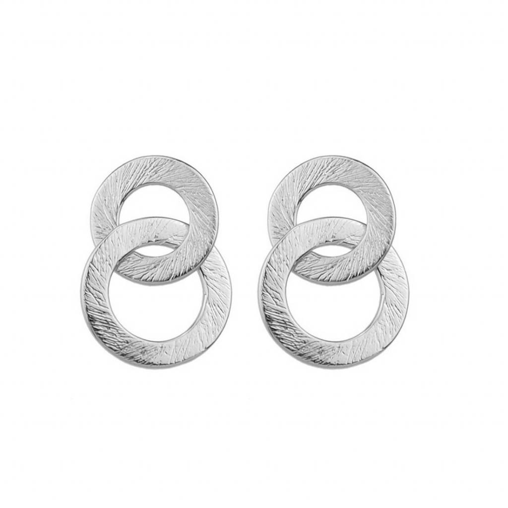 ALL ABOUT THE EARRINGS - SILVER