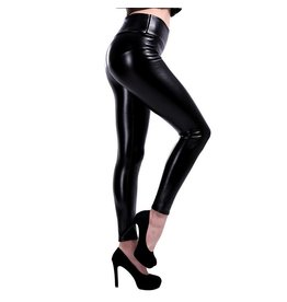 Norma Leather Legging
