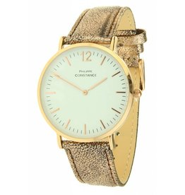CHIC METALLIC WATCH - ROSE
