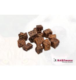 BARFmenu Premium Snack Hertenvlees blokjes