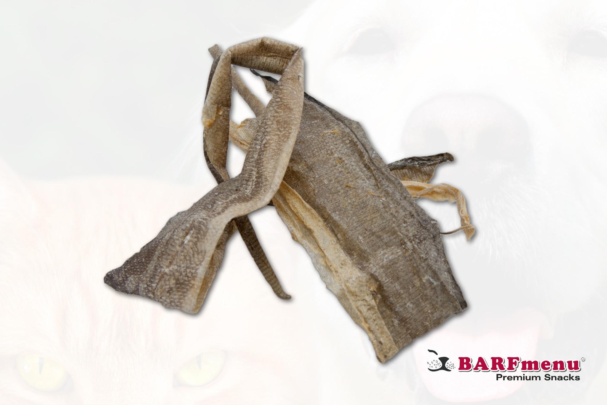 BARFmenu Premium Snack Gedroogde vishuiden