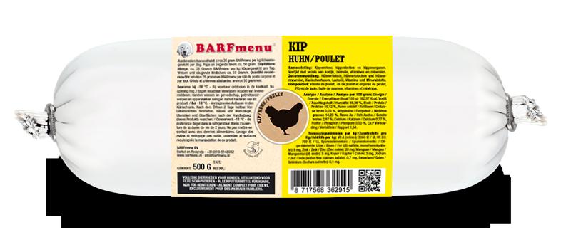 BARFmenu® Kip