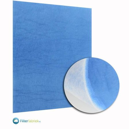 FilterFabriek Huismerk Filterdoek G3 500x5000 mm
