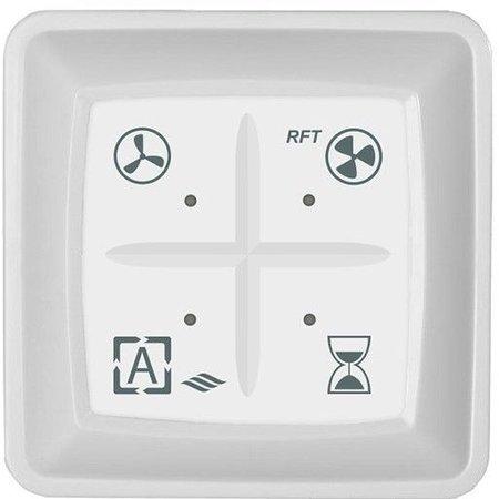 Itho Daalderop Itho Daalderop draadloze zender RFT Wit voor baseflow, demandflow en qualityflow - 536-0150