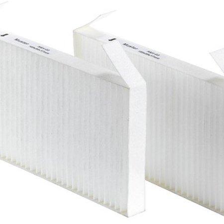 Zehnder Zehnder Stork WTW filterset Stork Decentrale WTW-unit ComfoAir 70 - F7/G4 Filters (2 stuks)