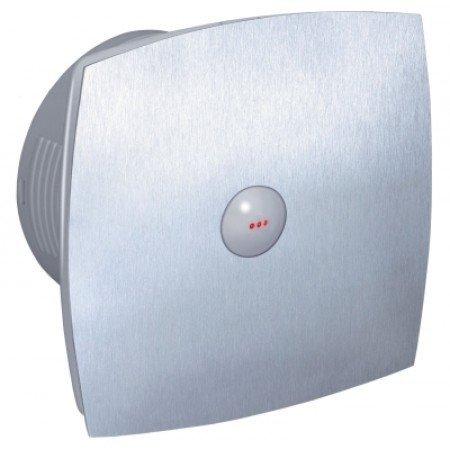 Itho Daalderop Itho Daalderop BTVZ 400 T badkamer / toilet kanaalventilator RVS 78 m3/h Timer 342-0050