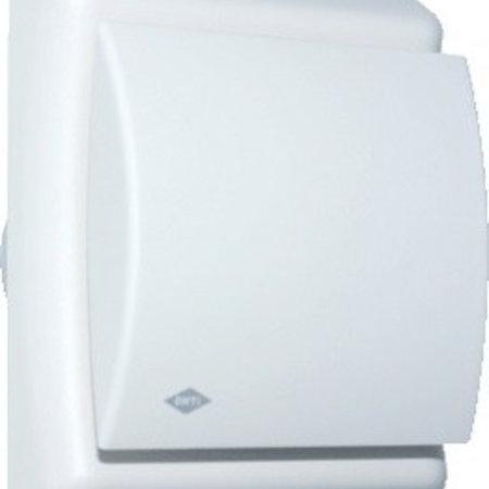 Itho Daalderop Itho Daalderop BTV N202H badkamer / toilet kanaalventilator wit 75 m3/h Hygrostaat 540-0820N