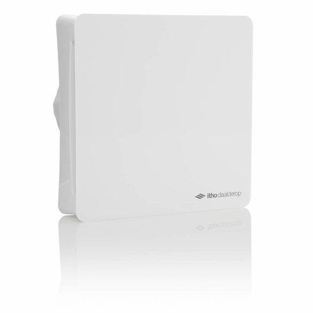 Itho Daalderop Itho Daalderop BTV-ssst badkamer / toilet kanaalventilator wit 35-75 m3/h 2 snelheden 53-00089