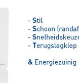 Itho Daalderop Itho Daalderop BTV-ssst T badkamer / toilet kanaalventilator wit 35-75 m3/h 2 snelheden Timer 53-00090