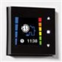 Slaapkamerbediening / luchtkwaliteitsensor 230 V