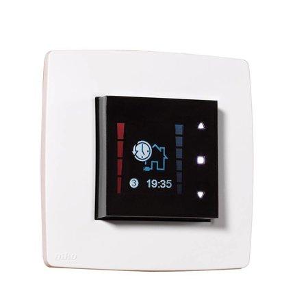 Buva Buva Smartstream Hoofdbediening met luchtkwaliteitssensor 230V