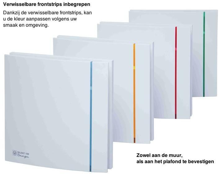 Bestel Soler Palau Silent Design 100crz Timer Badkamer Toilet Ventilator Dia 100mm Met Korting Filterfabriek Nl