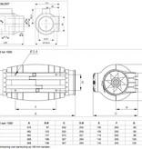 Soler & Palau S&P Buisventilator TD-250/100-T Silent met NALOOPTIMER diameter 100mm