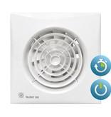 Soler & Palau S&P Silent 200 CRZ TIMER Badkamer/ toilet ventilator - ø120mm