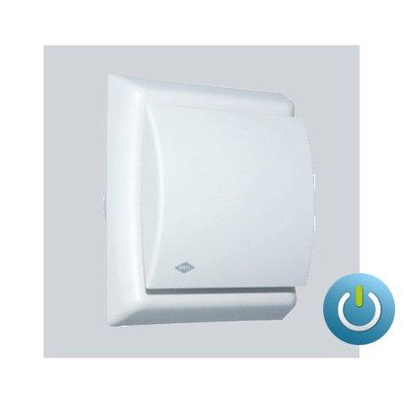 Itho Daalderop Itho Daalderop BTV N200 badkamer / toilet kanaalventilator wit 75 m3/h aan-uit 540-0800N
