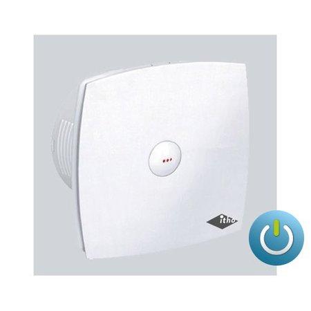 Itho Daalderop Itho Daalderop BTV 400 badkamer / toilet kanaalventilator wit 78 m3/h aan-uit 342-0010
