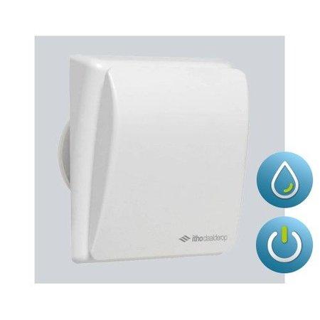 Itho Daalderop Itho Daalderop BTV 302H badkamer / toilet kanaalventilator wit 75 m3/h Hygrostaat 540-0920N