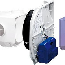 Service module Ventilatordeel CVE ECO SE