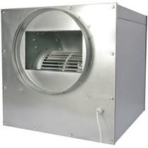 Afzuigbox 550 m3/h staal geisoleerd