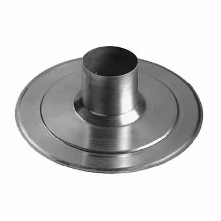 Ubbink Aluminium Plakplaat tbv Multivent 5 V / 131