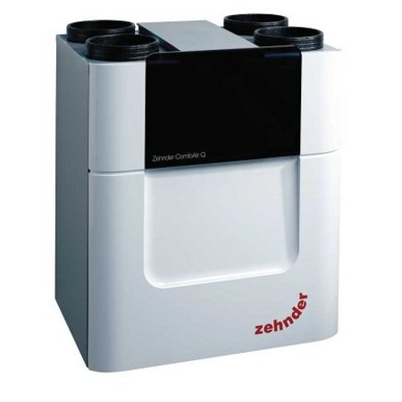 Zehnder Zehnder Stork ComfoAir Q450 WTW unit NL R VV ST + ERV (enthalpiewisselaar)