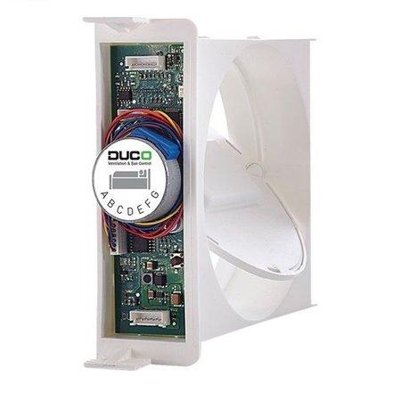 Duco Duco CO2 regelklep 30m3/h - geschikt voor slaapkamers