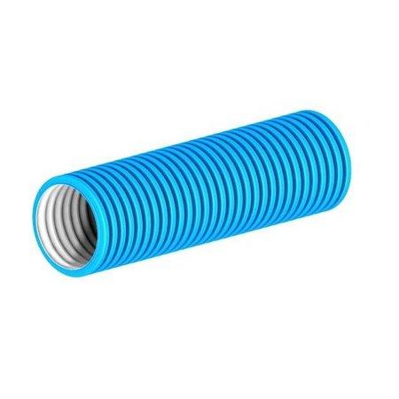 Hybalans Hybalans Plus flexibele slang 92mm 50 mtr. BLAUW