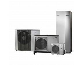 Lucht / Water Warmtepompen