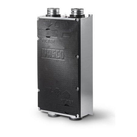 Vasco Vasco WTW-unit D275 II - inclusief draadloze RF bediening