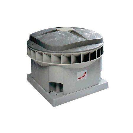Zehnder Zehnder - J.E. StorkAir dakventilator VDX310D 4069m3/h met werkschakelaar - 400V