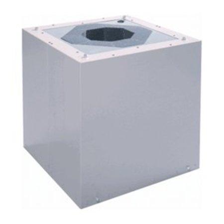 Zehnder Zehnder geluiddemper voor dakventilator - GDH 330