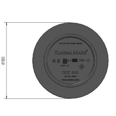 Plasmamade Plasmamade Luchtfilter GUC1212