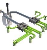 Ubbink Ubbink AirExcellent AE35 vloerroost.adapter