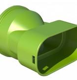 Ubbink Ubbink AE35SC adapter 0188554