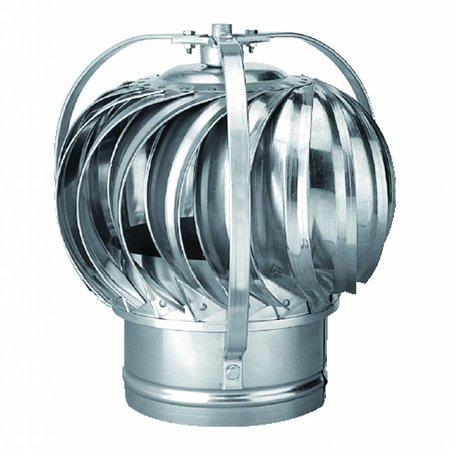 Anjo Windgedreven ventilator Penn 350mm metaal - 346 m3/h