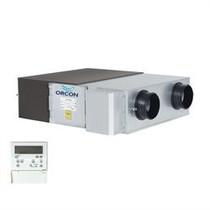 WTU-250-EC-E decentrale warmteterugwinunit incl. Regin regeling